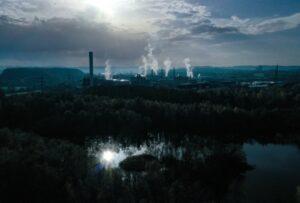pollution air