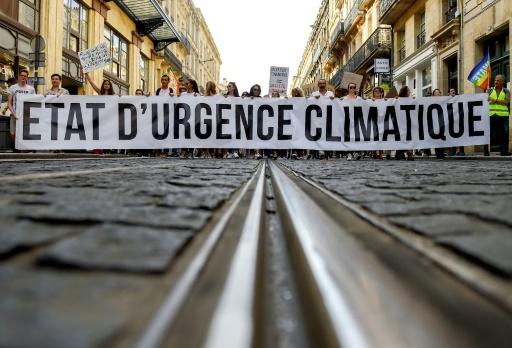 sondage climat urgence