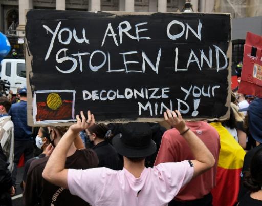 australie indigene invasion