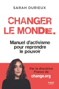 Sarah Durieux Change.org
