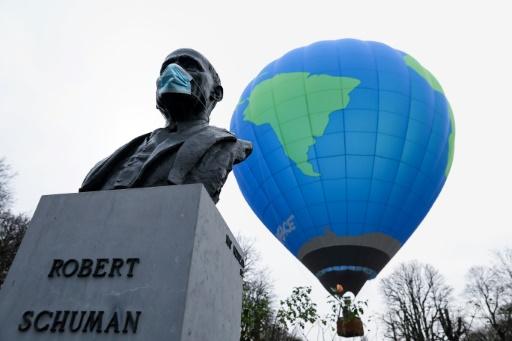 Bruxelles manifestation Greenpeace