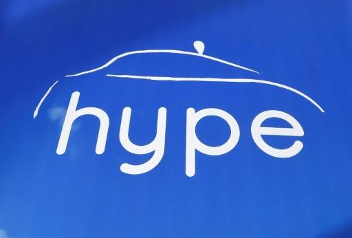 Hype taxis hydrogène