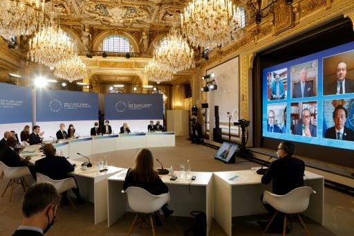 Macron One Planet Summit