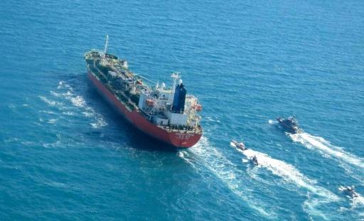pétrolier sud-coreen