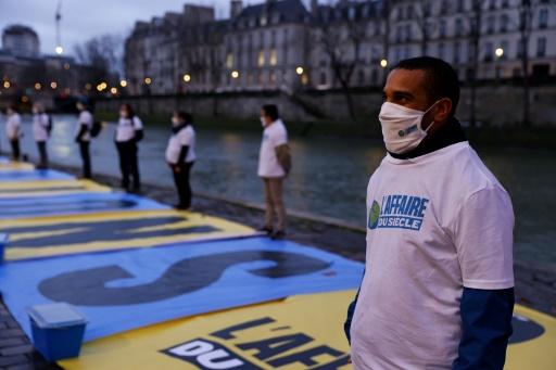 affaire du siècle militants Paris