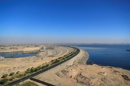 barrage Assouan Egypte