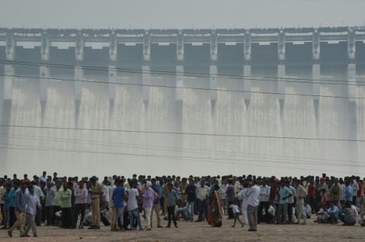 barrage Inde