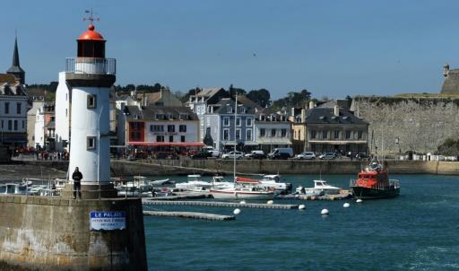 port belle-ile-en-Mer Bretagne France