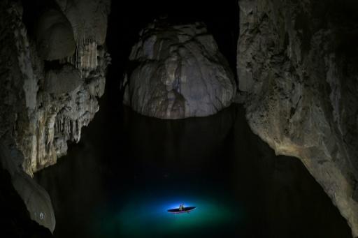 grotte Son Doong Vietnam