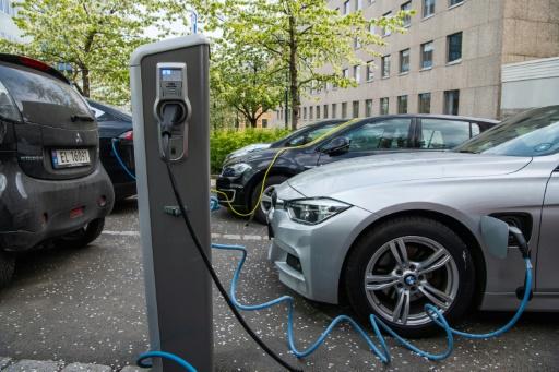 Norvège voitures électriques