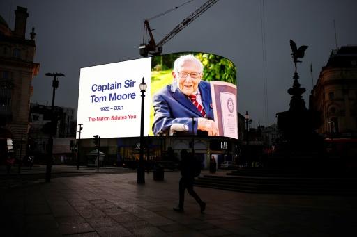 major tom moore heros britannique covid