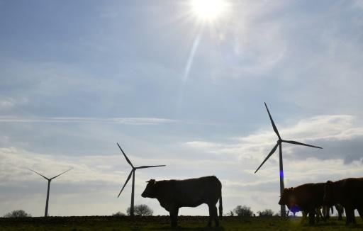 éoliennes nozay