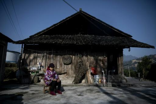 pauvreté chine