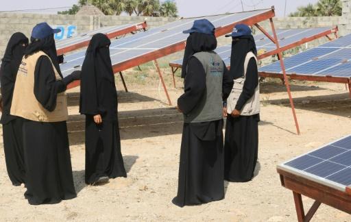 yemen femmes solaires