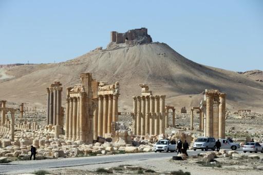 guerre en syrie patrimoine