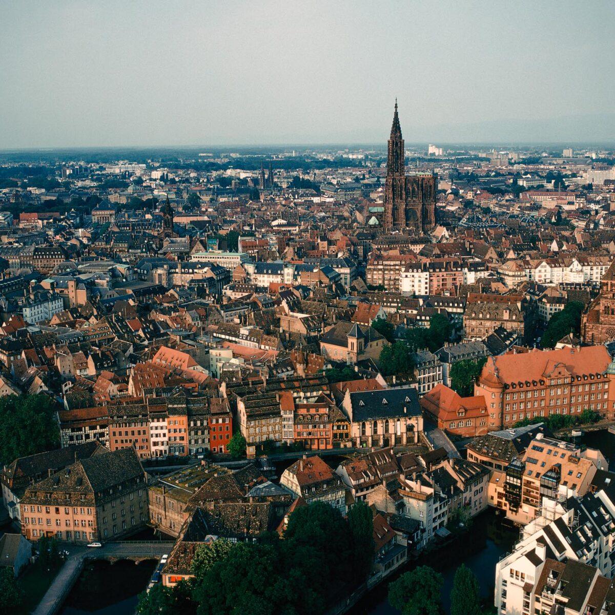 L'Index 2021 des villes végétariennes