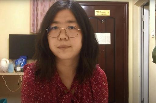 zhang zhang temoin covid wihan