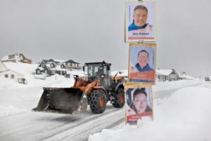 groenland vote avenir minier