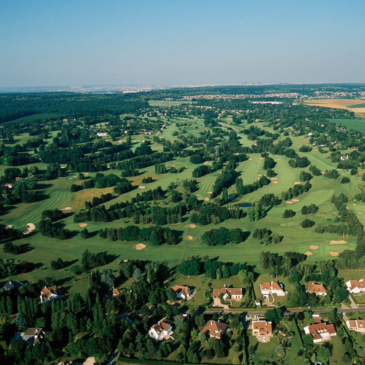 golf bio écologie