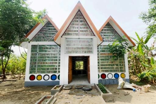 bibliotheque écolo birmanie