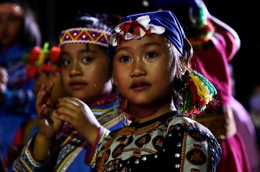 aborigiene de taiwan