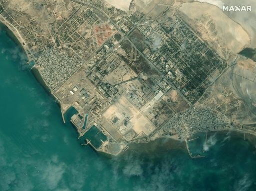 iran centrale nucleaire Bouchehr