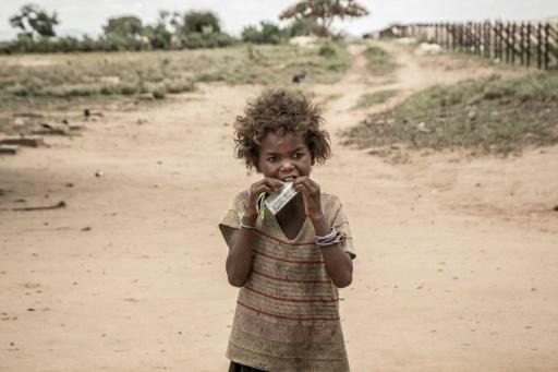 famine madagascar recahuffement