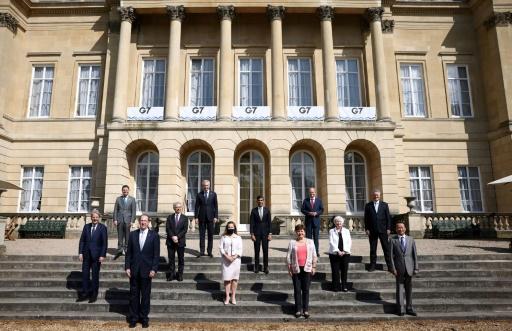 G7 transparence climat