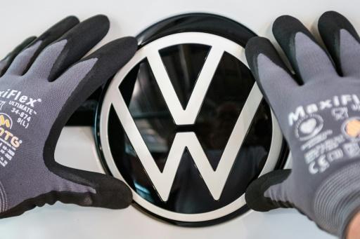 volkswagen moteur à combustion