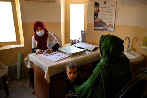 santé des femmes afghanistan