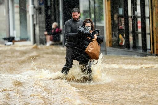 belgique spa pluies inondations