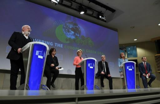 comission européenne bataille climatique impact social