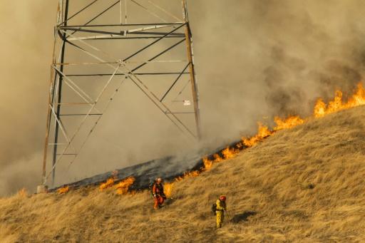 californie incendies modernisation