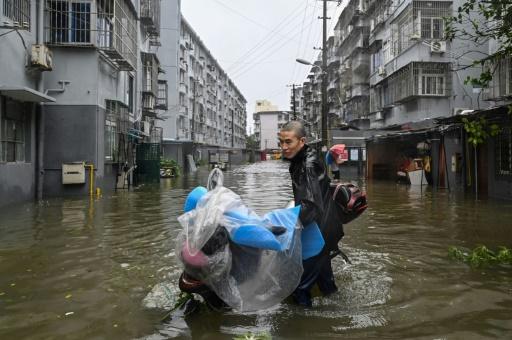 chine typhon