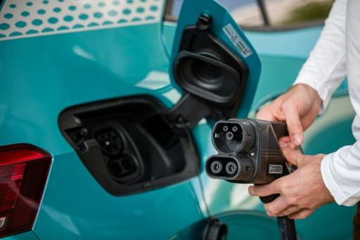 part de marché véhicule électrique augmentation