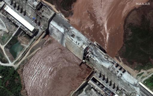 barrage nil ethiopie