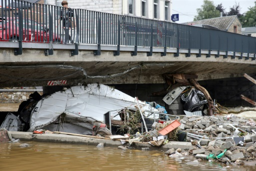 belgique inondations