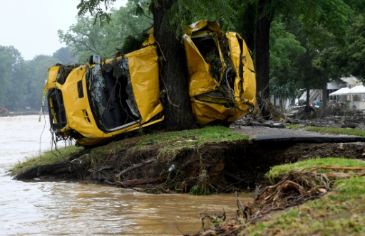 allemagne inondations