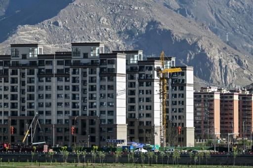 lhassa urbainsation boom nepal