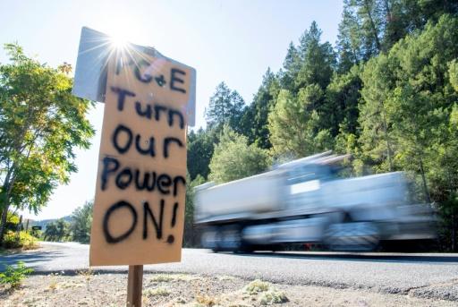 fournisseur électricité californien enterre cable
