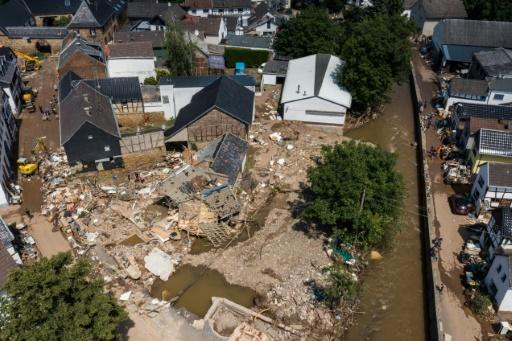 bilan inondations allemagne