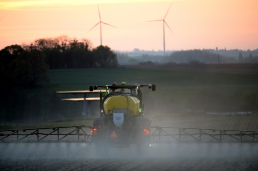 pesticides surveillance