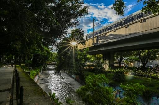 villes passent au vert corridor végétal colombie