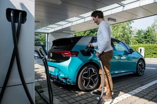 allemagne objectif voitures électriques