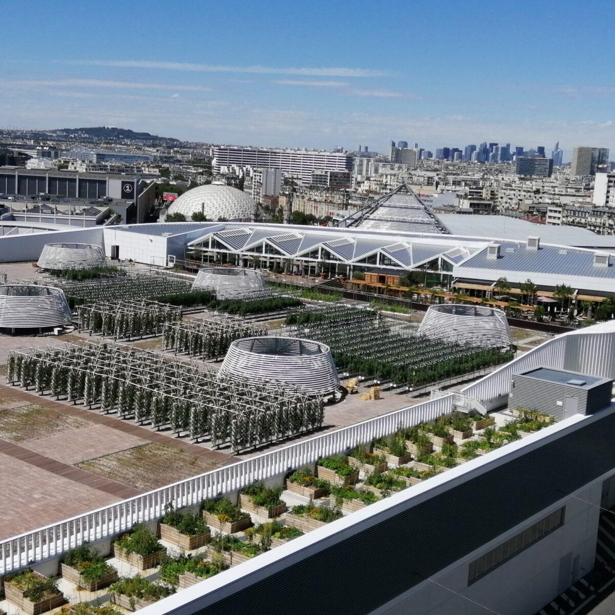 ferme urbaine parc des expositions