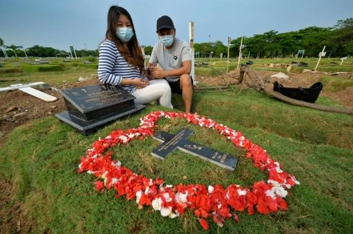 indonesie covid mort enfant