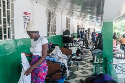 hopitaux haiti seisme