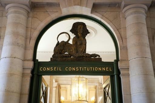 conseil constitutionnel loi climat