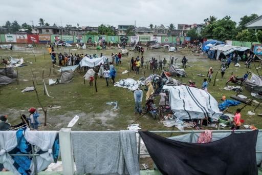 haïti séisme 2021-2010