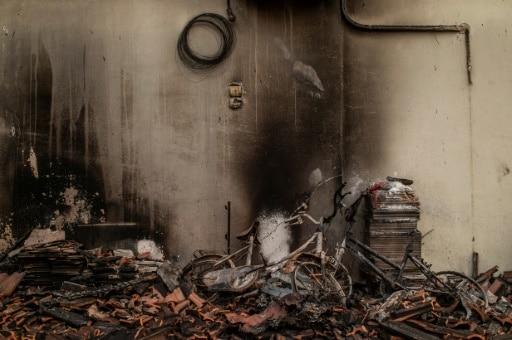 incendies grèce accalmie inquiétude